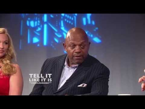 Charles Dutton: TELL IT LIKE IT IS The VINNY and MARIANA Show HD