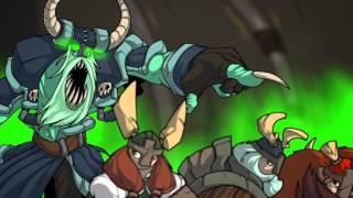 Viking Squad Announce Trailer | PS4