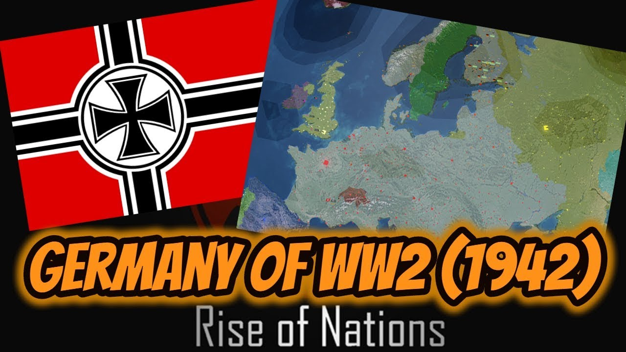 Age Of Nations Ww2 Edition New Map Roblox Greater German Empire Of Ww2 Roblox Rise Of Nations Custom Formables 1 Youtube