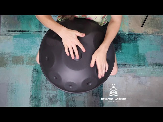 D Celtic - Generation 1 | Novapans Handpans