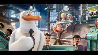 Аисты / Storks (2016) Третий дублированный трейлер HD