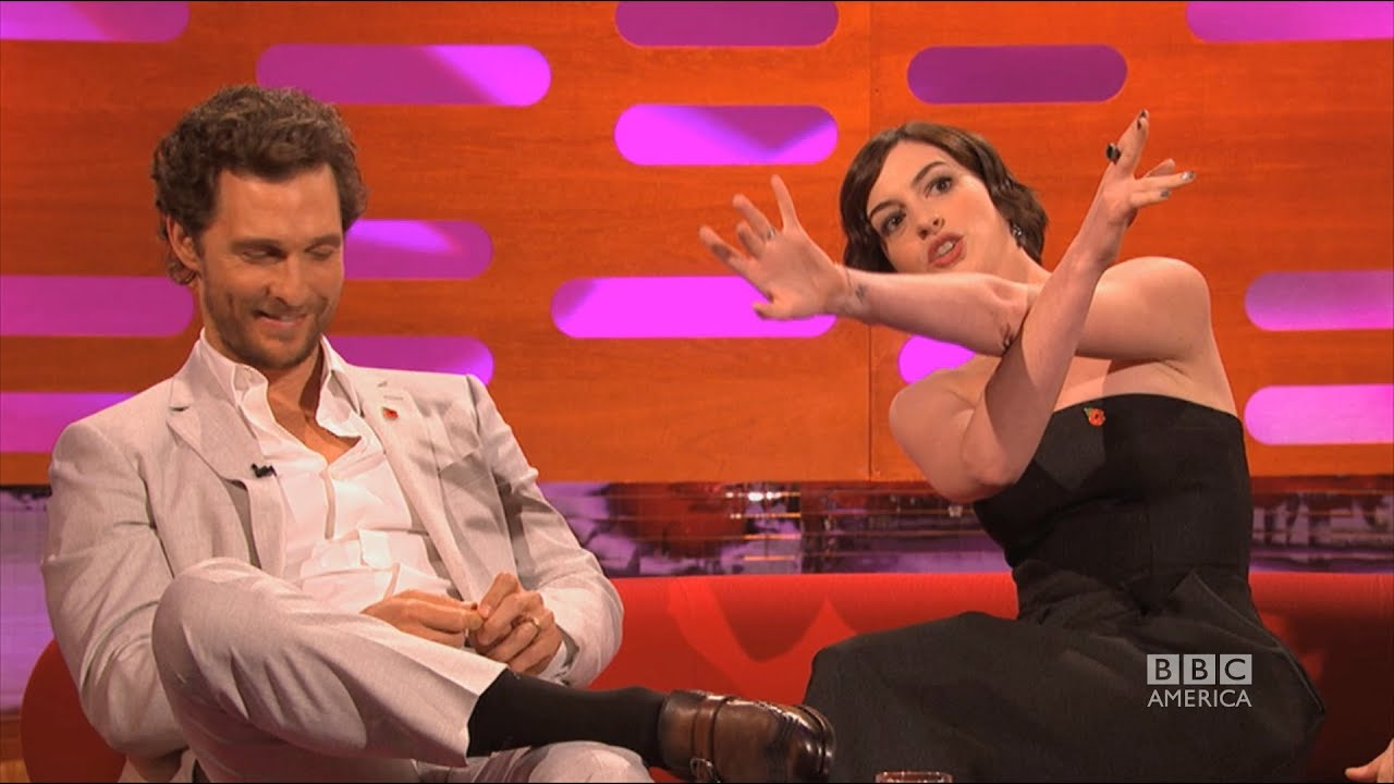 Matthew McConaughey et Anne Hathaway sur un thriller psychologique dans Films series - News de tournage maxresdefault