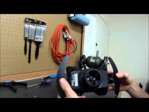 Thrustmaster Handbrake Mod PART 1