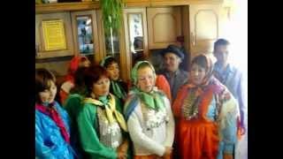 марийская свадьба. у жениха