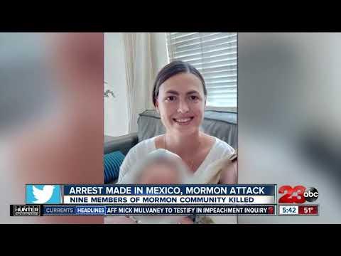 Arrest Made In Mexico, Mormon Attack