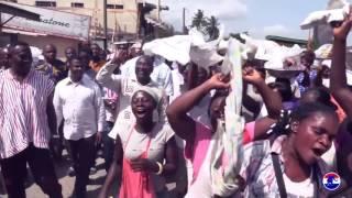 NPP - Dr. Bawumia Commissions Boreholes