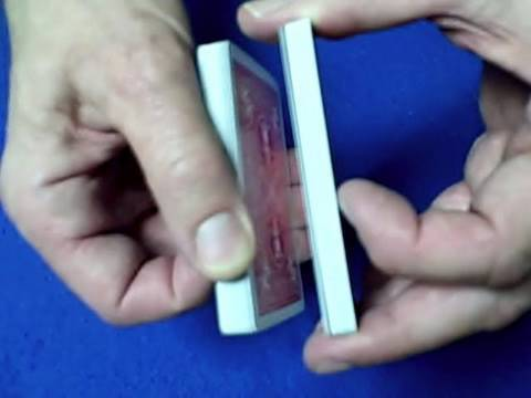 Behind The Back Mentalism Card Tricks Revealed
