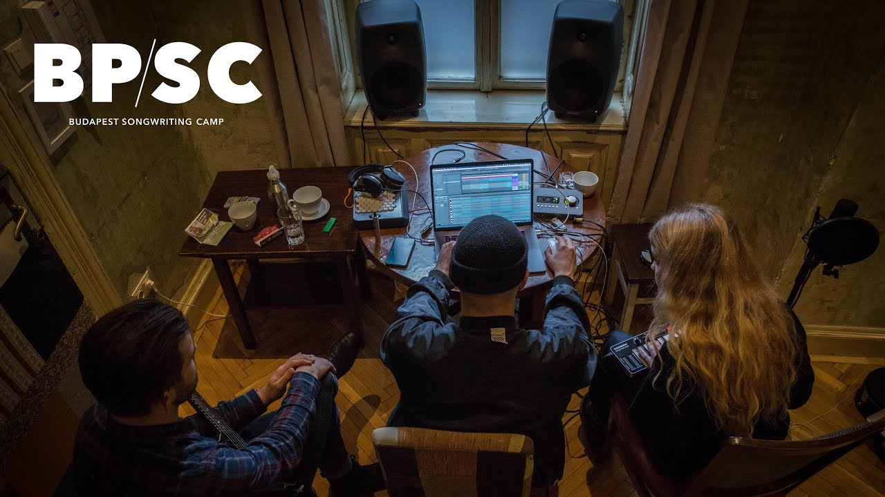 Budapest Songwriting Camp 2019
