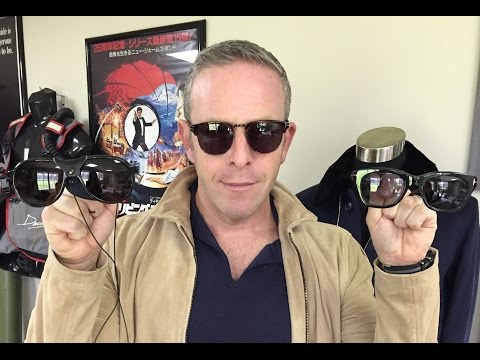 James Bond's Spectre Sunglasses