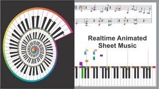 Dave Grusin : Memphis Stomp : Color Wheel Theory, Music Circle of Fifths (5ths), Jazz Sheet Tutorial