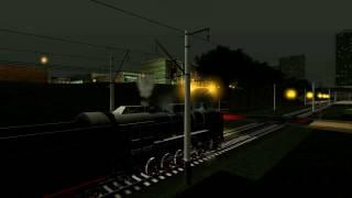 Паровоз для GTA San Andreas! (Steam Locomotive for GTA San Andreas)