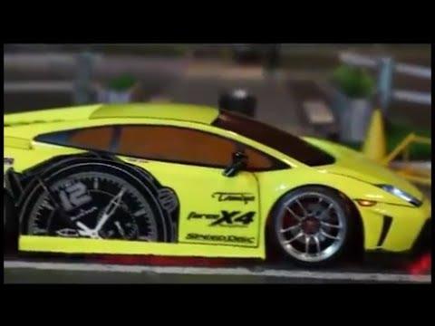 Mobil Rc Drift Lamborghini Lagu Anak Youtube