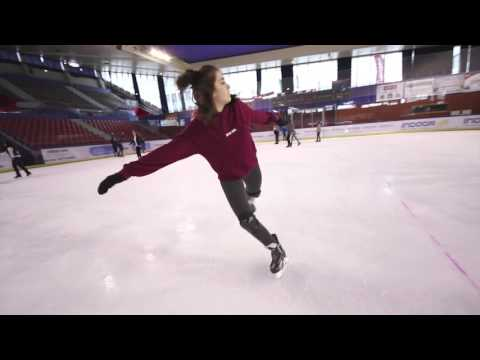 Flow - Progresse (freestyle ice skating)