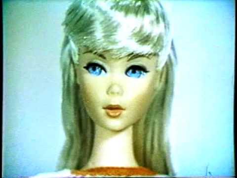 1967 Vintage COLOR Twist N Turn Barbie Doll Commercial HQ