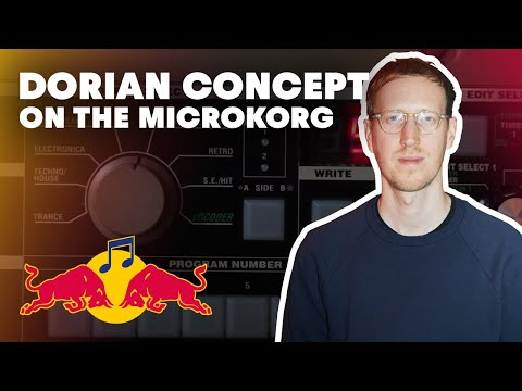 Studio Science: Dorian Concept on the microKORG