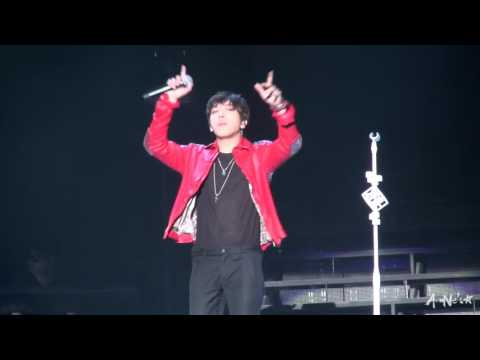 150411 정용화 OneFineDay Live in BeiJing~Energy~