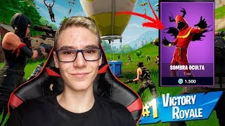 FORTNITE/PS4/BOUGHT THE HIDDEN SHADOW SKIN!!! (#3200)/TOWARDS 4K