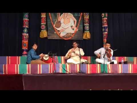 Flute Thyagaraja - Giri Raja, Anuragamu, Bhavanutha