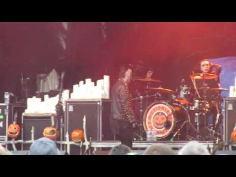 Motionless In White L.O.U.D. (Fuck It) Rock on The Range Columbus, OH. 2017