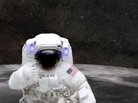astronaut spaceman -#main