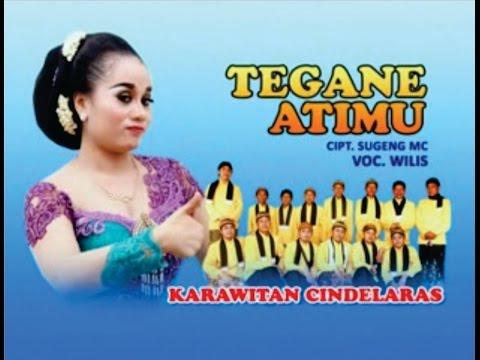 Lirik Lagu TEGANE ATIMU Karawitan/Campursari - AnekaNews.net