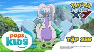 Pokémon Tập 256 - Trận Chiến Vùng Đầm Lầy! - Hoạt Hình Tiếng Việt Pokémon S18 XY