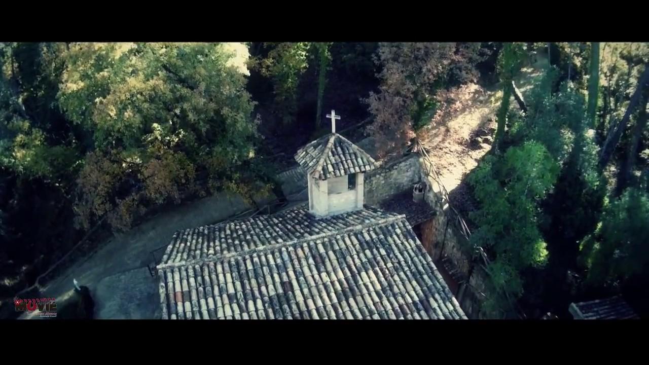 Hotel Rural Convento Santa María de la Sierra - YouTube