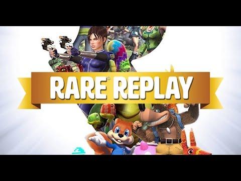 Rare Replay Xbox One полный обзор всех игр сборника (геймплей, прохождение)