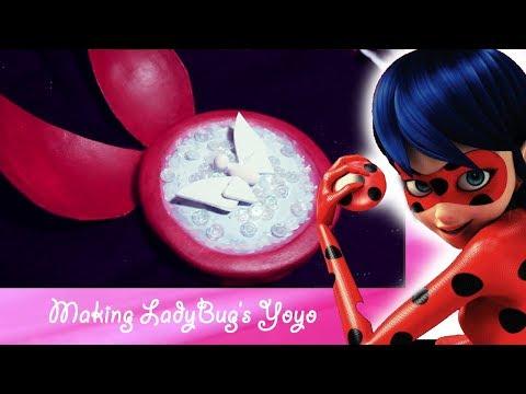 [DIY] Miraculous Ladybug's Yoyo