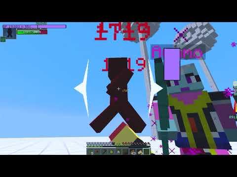 Minecraft: GANHANDO MUITO PONTO TREINAMENTO ! - Hardcore Gods Ep.2 ‹ Sky ›