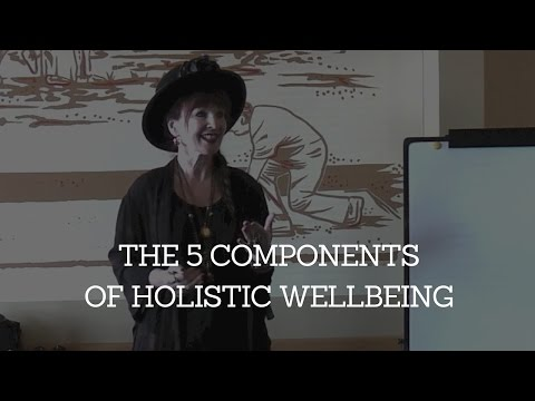 The 5 Components of Holistic Wellbeing
