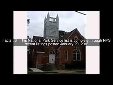 National Register of Historic Places listings in Detroit, Michigan Top  #11 Facts