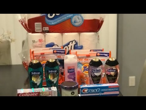 AWESOME DEAL on Paper Towels, Toothbrushes, Toothpaste, Softsoap, and Razors at CVS