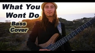 What You Won't Do For Love (Slap Bass/Instrumental Cover)