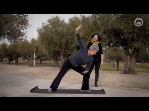Yoga pour les cervicales