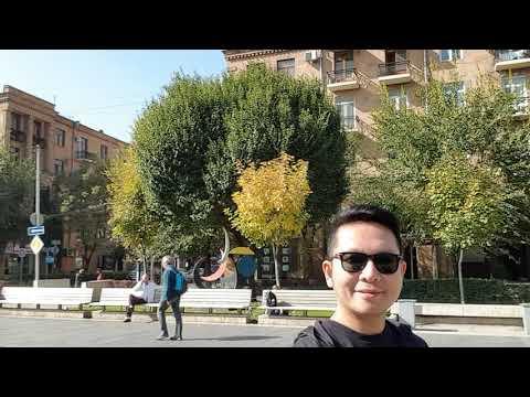 Yerevan Cascade - Armenia