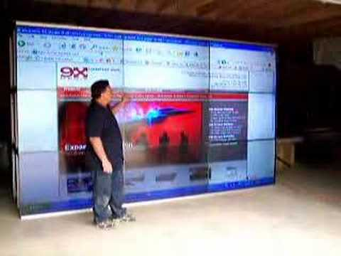 9X Media Video Wall, Controller, Programming is Designed, Made & Assembled  in CA USA