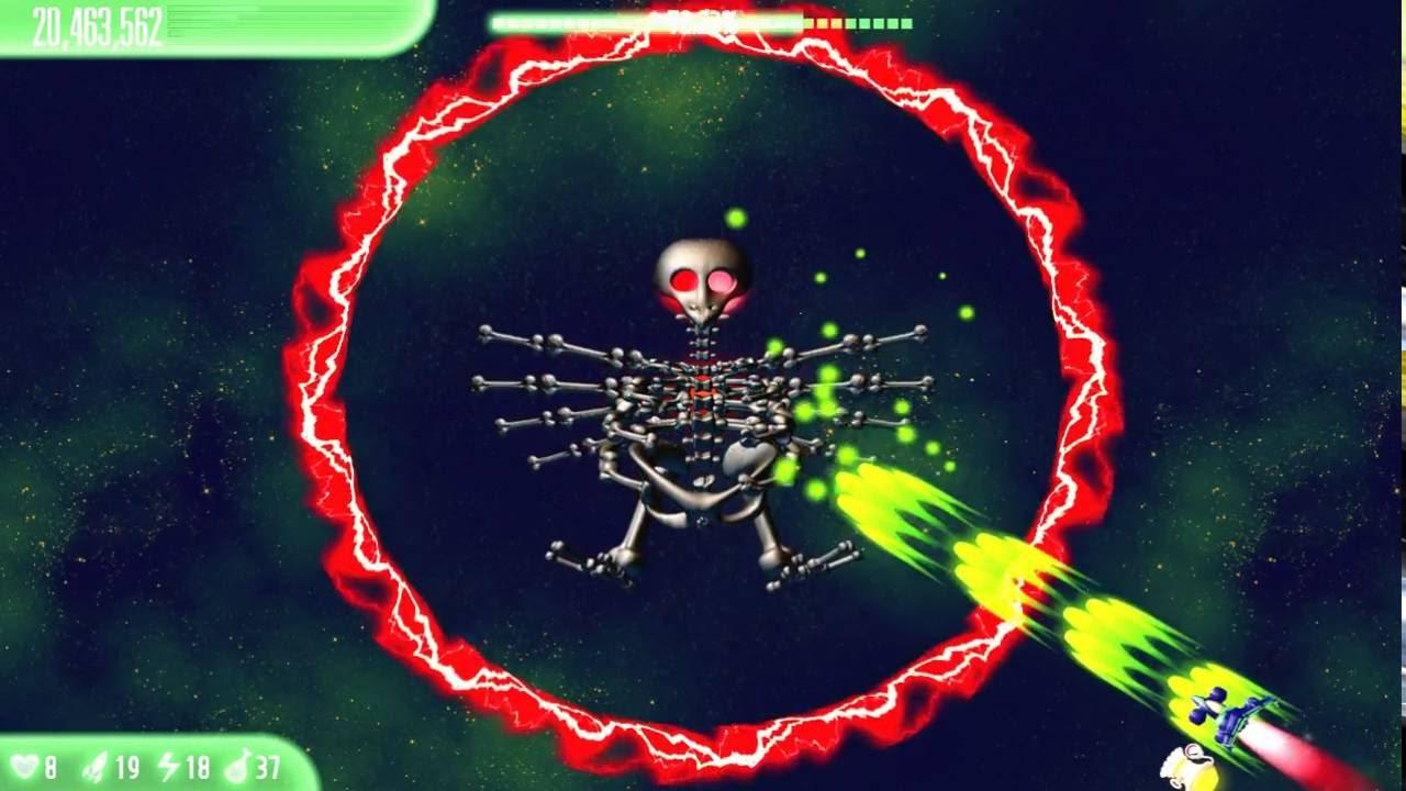 Kết quả hình ảnh cho Chicken Invaders 5 - Halloween Edition