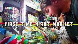TRAVEL TAIWAN VLOG   Kenting Night Market 墾丁夜市 #13