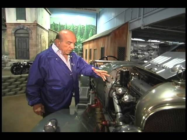 Bentley 3 liter 1927, Official Simeone Automotive Museum Video