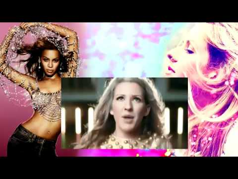 """Sweet Dreams VS. Starry Eyed (Mash Up)"" by Beyonce & Ellie Goulding - djNicoWuzHere"