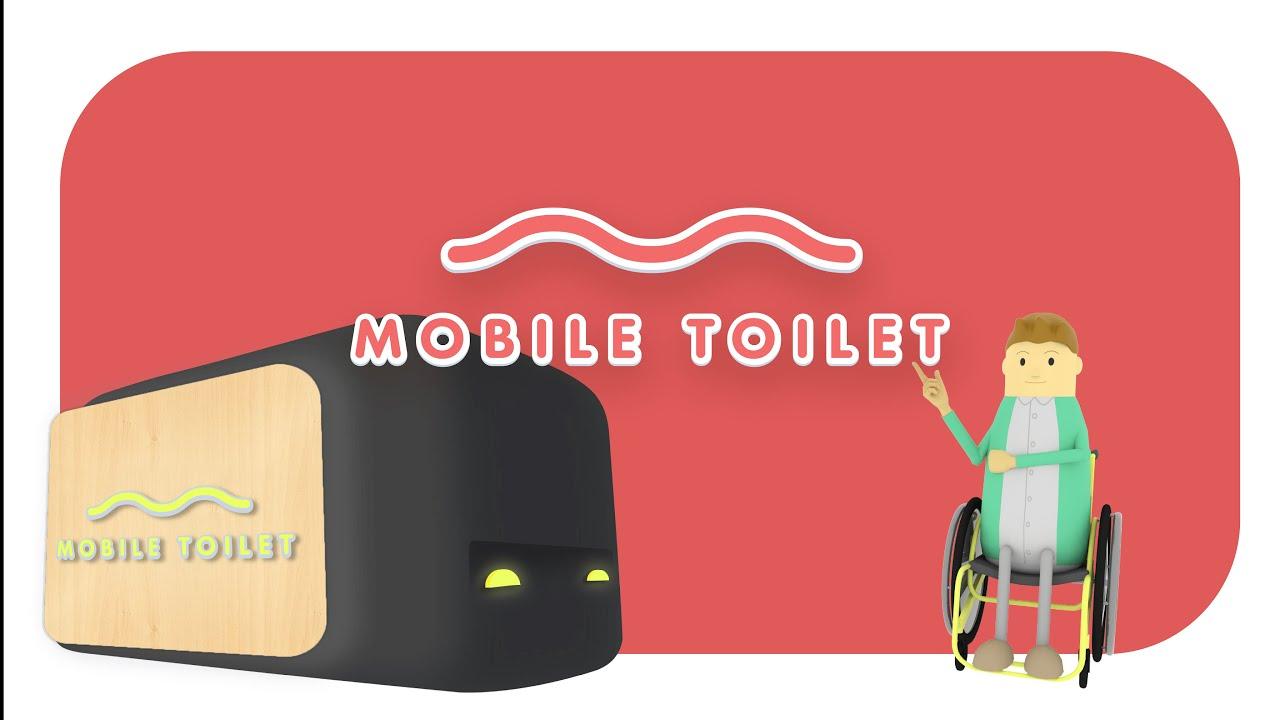 社会貢献活動 | モバイルトイレが目指す共生社会 | Toyota