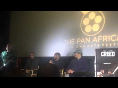 Pan African Film Festival 2016 Spotlight on Creed