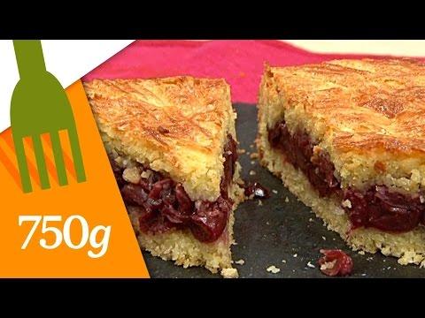 gâteau-basque-à-la-cerise---750g