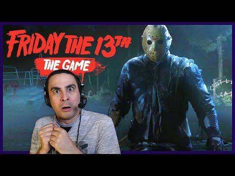 Με Κυνηγάει Ο Jason! (Friday The 13th)