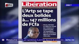 REPLAY - Revue de Presse - Pr : MAMADOU MOUHAMED NDIAYE - 20 FÉVRIER 2020