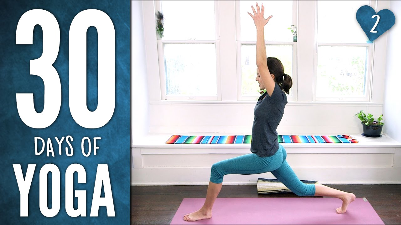 Yoga Connects 2 Day Training With >> Day 2 Stretch Soothe 30 Days Of Yoga Youtube