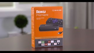 How to set up the Roku Premiere | Model 3920 | 2019