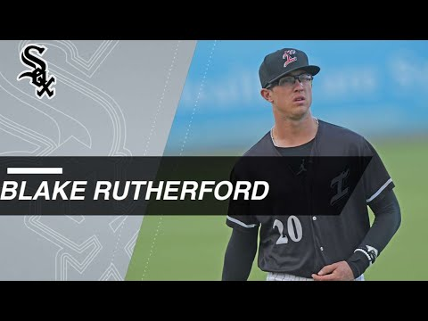 Top Prospects: Blake Rutherford, OF, White Sox