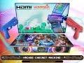 © Hyperspin 2017 - Arcade Cabinet Machine - New Arcade Joystick PRO no Raspberry!!! HDMI